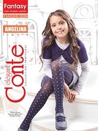 Колготки детские CONTE Fashion Angelina