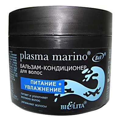 "\""Plasma marino\"" Бальз-кондиц Питание+Увлажнение 300мл"