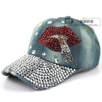 Джинсовая кепка 2