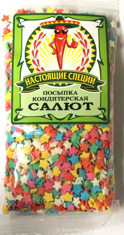 """Посыпка кондитерская """"САЛЮТ"""""""