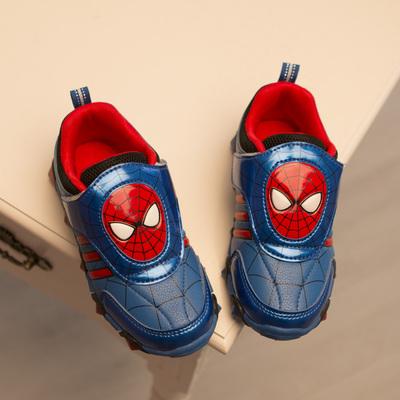 Кроссовки человека паука