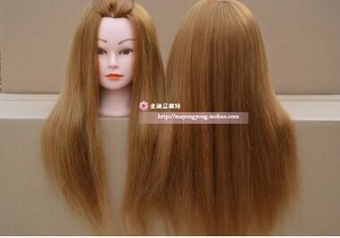 манекен для парикмахерской