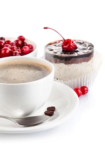 Кофе Вишня в шоколаде 250 г зерно