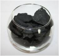 Камни шунгита для настоя воды. Камни  породы размером 10-50 мм. 500 гр. (+-5 гр)