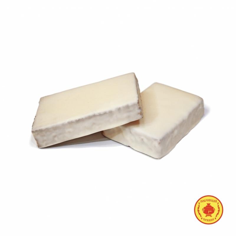 Пряник в молочной глазури с начинкой варёное сгущенное молоко и грецкий орех вес 100 гр