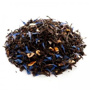 Черный ароматизированный чай Сладкий апельсин 250 г