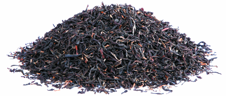 Черный ароматизированный чай Ассам молочный 250 г