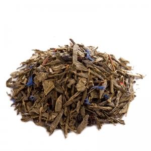 Зеленый ароматизированный чай Звездная ночь 250 г