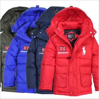 Зима куртка поло