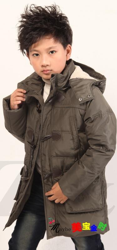 Зимнее пальто, размеры до 160 см