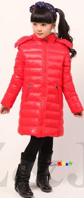 пуховик-пальто девочки, размеры от 120 см до 160 см