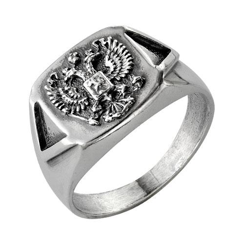 Купить / продать Серебряное кольцо печатка с гербом рф в Барнаул, р-н Октябрьский