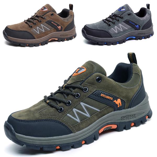 Новый Повесьте Ю. верблюд кроссовки, мужская обувь, мужская повседневная обувь упасть спортивные среднего возраста на открытом воздухе обувь, чтобы помочь низкой
