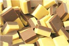 Мягкий ирис со вкусом ваниль-шоколад /Lonka/ Нидерланды100г
