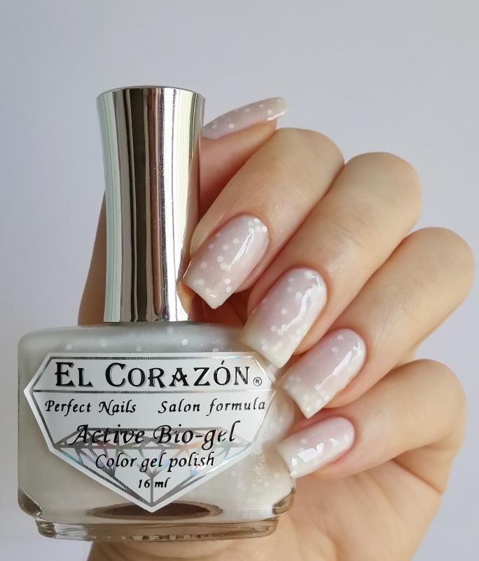 El Corazon Активный Био-гель №423/208 Fashion girl on a wedding 16 мл