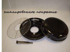 Сковорода «Чудо Гриль-газ» ЭМАЛИРОВАННОЕ ПОКРЫТИЕ двухслойное покрытие в наличии