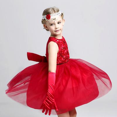 Платье, рост 90 до 160 см