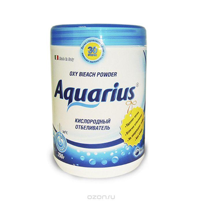 """Пятновыводитель для белого белья """"AQUARIUS OXY"""" Италия 750 г"""