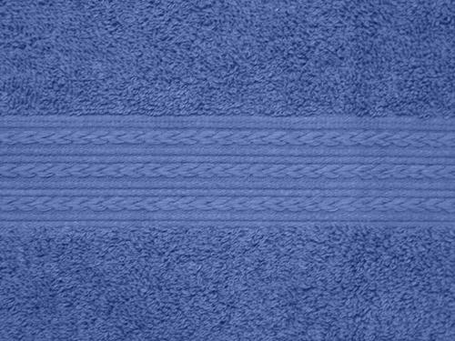 Туркменские полотенца.Однотонное (цвет: синий)50*90 В наличие.