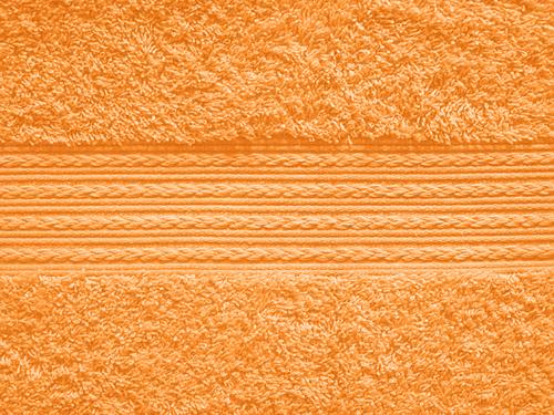 Туркменские полотенца.Однотонное (цвет: оранжевый)50*90 В наличии