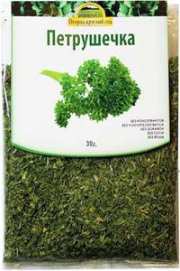 Зелень петрушки сушеная 30 г