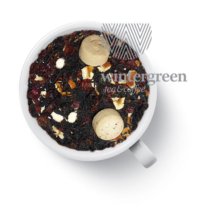 34036 Чай Gutenberg черный ароматизированный Праздничный 250 г