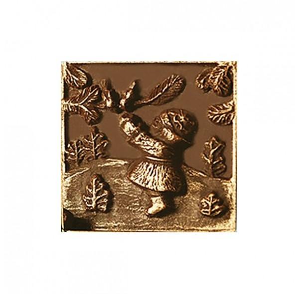 "Шоколад \""Дед Мороз и птички\"""