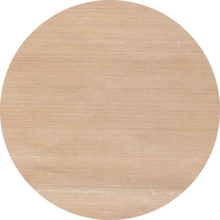 КРУГЛЫЙ антипригарный тефлоновый коврик 15 см (без прорезей)
