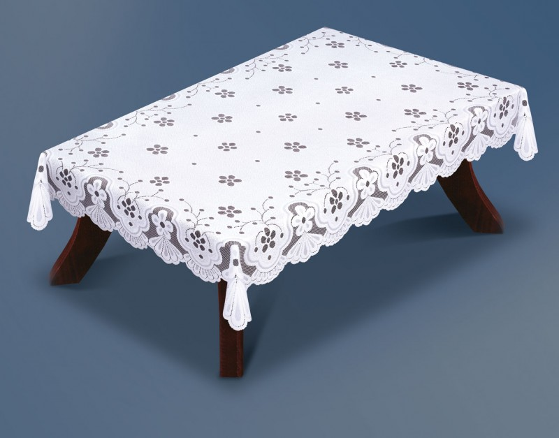 204960/140, размеры 140 см Х 240 см, прямоугольная, белоснежная, серебристая структура
