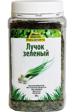 Лук зеленый 30 г