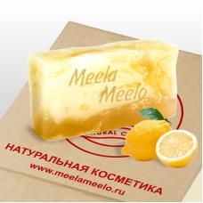 """Натуральное мыло \""""Lemonmeela\"""" 100г"""