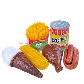 Супермаркет в пакете (с кукурузой).Торговая марка: Польша. в наличии