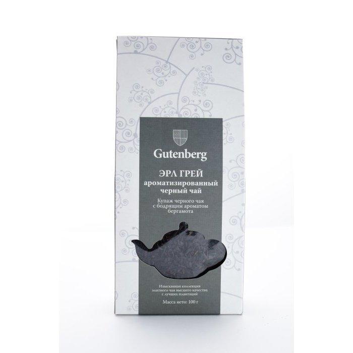 14008-101 Чай черный ароматизированный Эрл Грей, 100 г