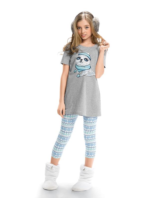 GNML472/1 пижама для девочек