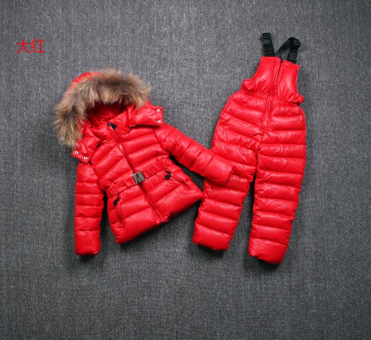 Монклер костюм зима