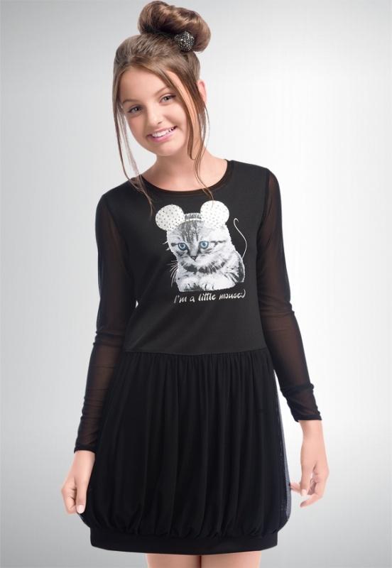 GDJ451 платье для девочек