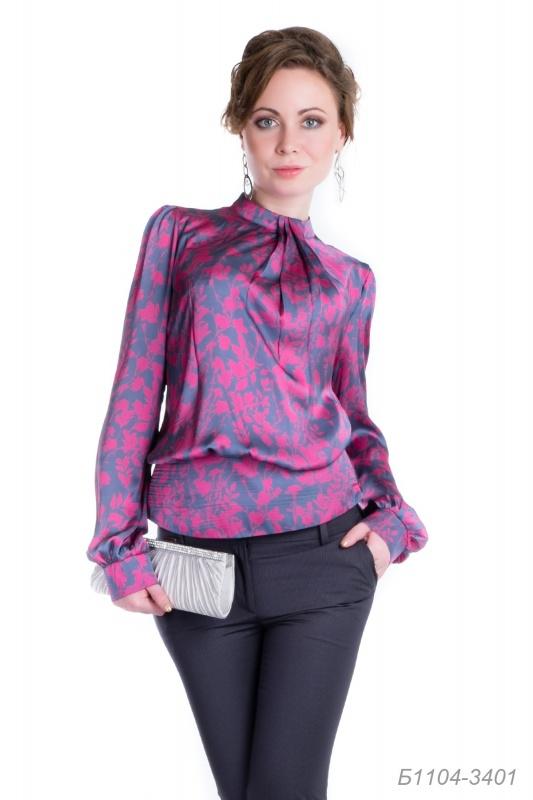 Красивые Блузки Из Шелка