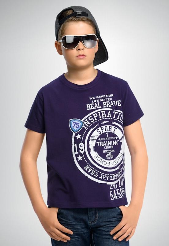 BTR438 футболка для мальчиков
