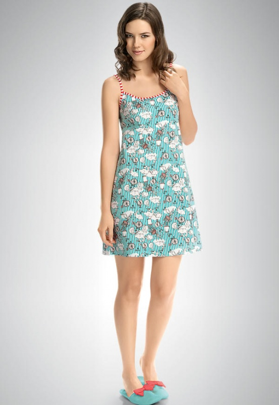 PDN168 ночная сорочка женская