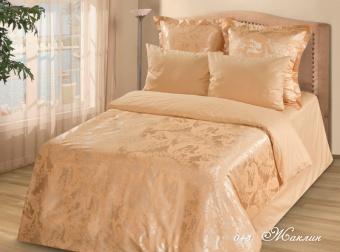 """Артикул: 043. Комплект постельного белья (КПБ) из сатин-жаккарда \""""Жаклин\"""""""