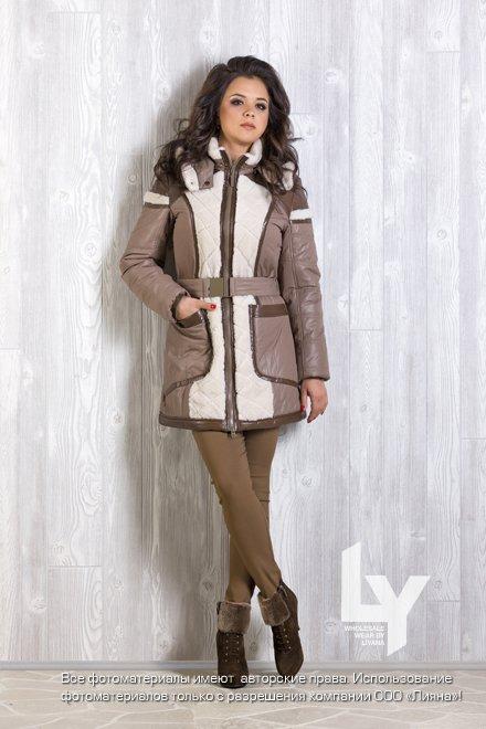 """Куртка женская № 1472 \""""LIYANA\"""""""