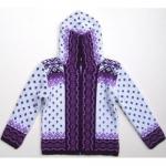Жакет арт.552 цвет фиолет