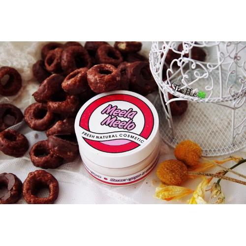 minimeela крем для лица «Шоколадное суфле»