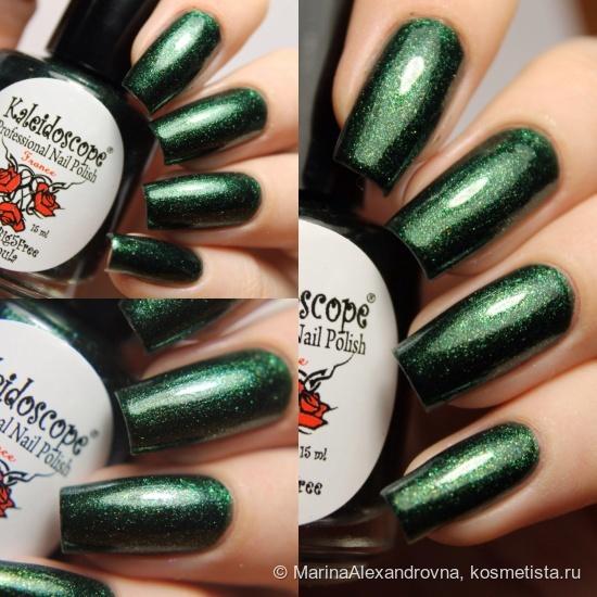 """Kaleidoscope Лак для ногтей """"Ночные Грезы"""" №d-02 Телец"""