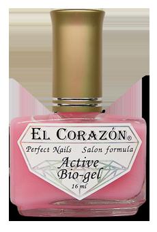 El Corazon 423 Натуральный активный БИО-ГЕЛЬ Базовое покрытие 16мл