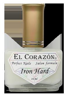 El Corazon Базовое покрытие «Железная твердость» №418 16 мл