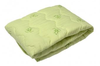 "212 Одеяло Medium Soft ""Комфорт"" Bamboo (бамбуковое волокно) 1,5сп"