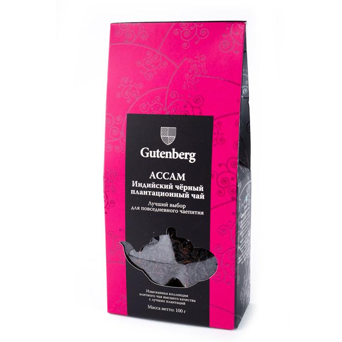 21098-101 Черный индийский чай Ассам, 100 г
