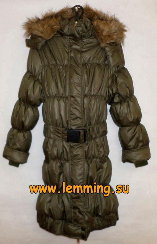 Зима - Модель № 131 Пальто