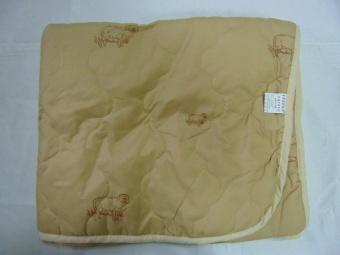 """231 Одеяло Medium Soft """"Стандарт плюс"""" Merino Wool (овечья шерсть)"""
